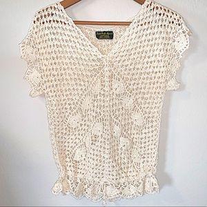 Super Cute Crochet Top!